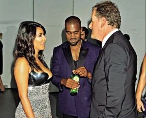 Piers Morgan: Dear Kanye West, now that you're a husband and father, grow up