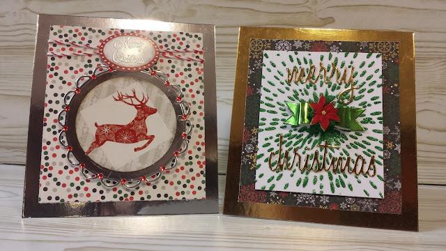 El caracol verde: Tarjetas navideñas, en colaboración con La tienda