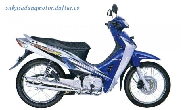 Honda Karisma X 125D