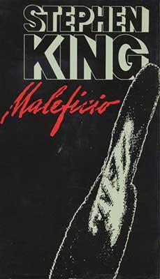 Thinner de Stephen King, una novela sobre las maldiciones gitanas.