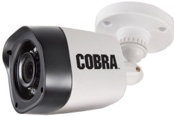 Cobra 63890 8 Channel Security DVR - Intro