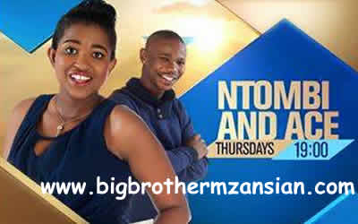 BBMzansi Ace and Ntombi Reality Tv Show Mzansi Magic
