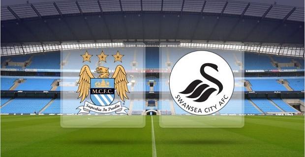 مشاهدة مباراة مانشستر سيتي وسوانزي سيتي الدوري الإجليزي 22-04-2018