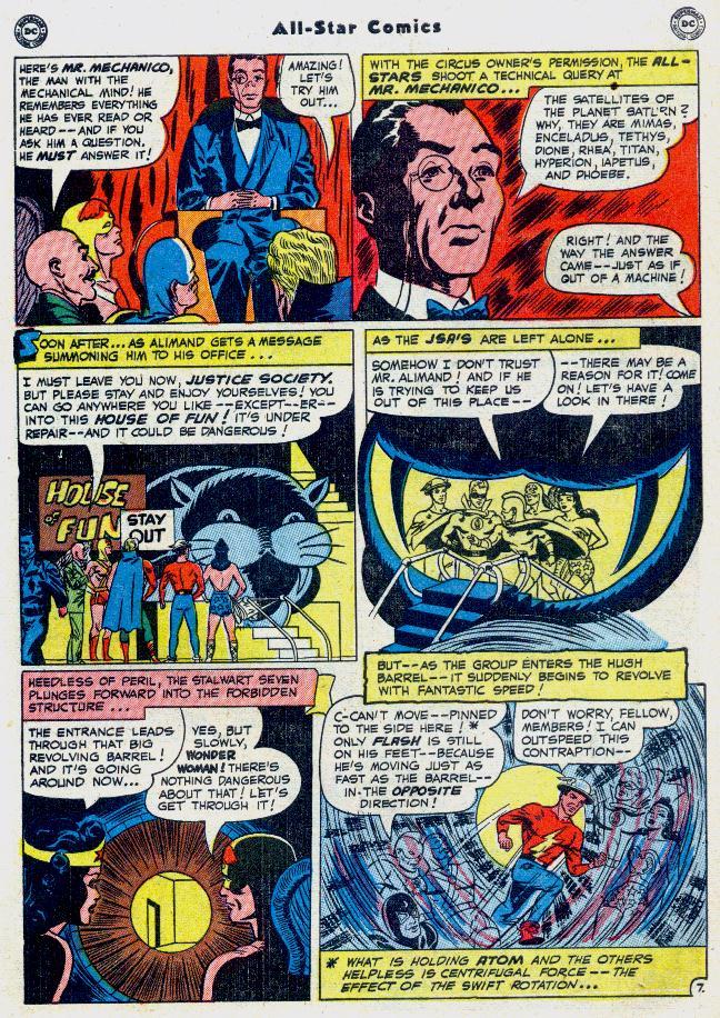 Read online All-Star Comics comic -  Issue #54 - 9