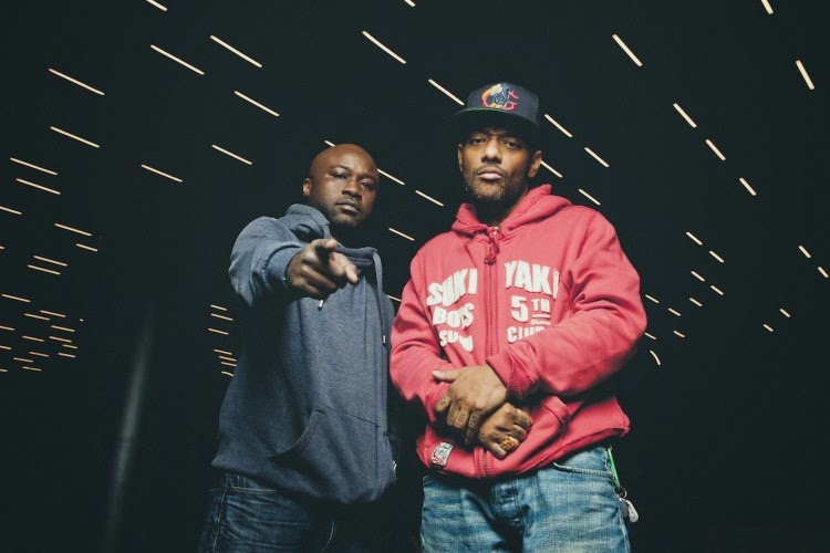 "Nova musica do  Mobb Deep ""Biology"""