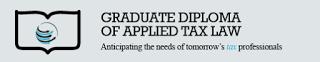 Graduate Diploma of Applied Tax Law