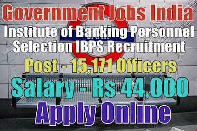 Institute of Banking Personnel Selection IBPS Recruitment 2017