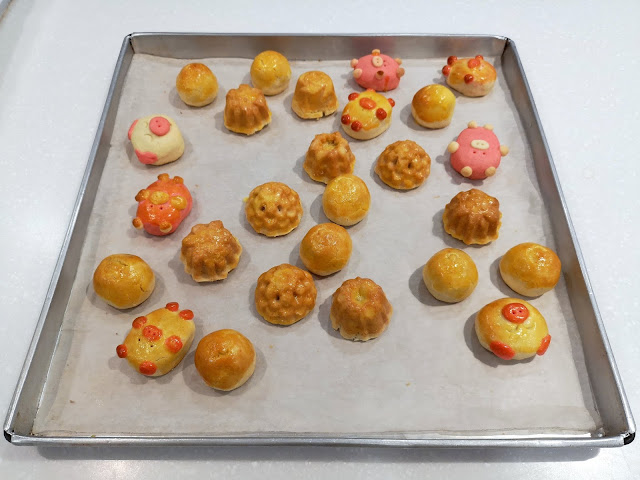 Pineapple Tarts. A Southeast Asian Chinese New Year Tradition 黄梨塔