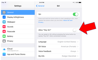 "Reset ""Hey Siri"" after upgrading to ios 9 - one cool tip"