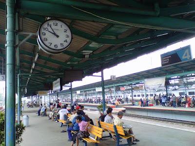 Alamat Stasiun Manggarai