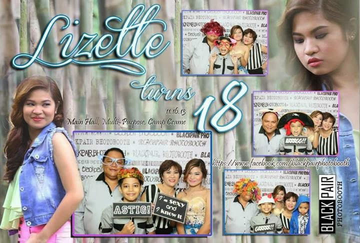Photo layout ng Blackpair Photobooth