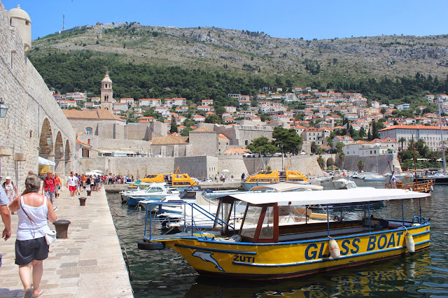 Descobrir Dubrovnik a pérola do Adriático - Porto Antigo de Dubrovnik