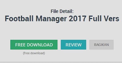 download game football manager 2017 fm pc full version gameplay