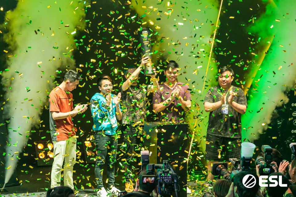 Adroit lên ngôi vương tại ESL Clash of Nations Bangkok 2019 (Ảnh 3)