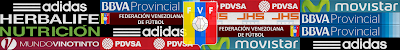 PES 6 Adboards Venezuela National Team by Angeldavidzp