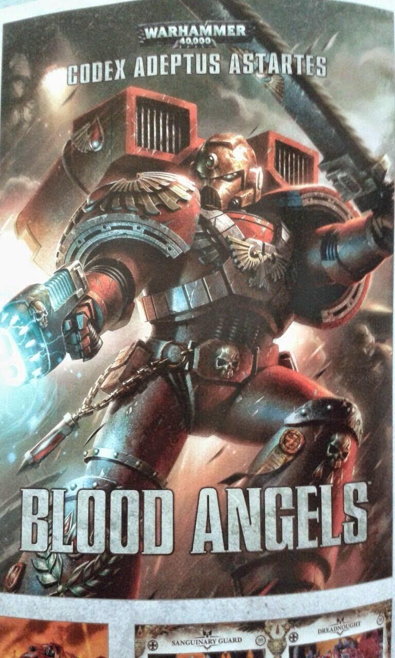 40k Blood Angels Force Strike