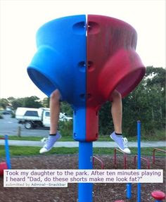 funny playground picture, four square, kid at playground, kid stuck in playground equipment, kid at park climbed in