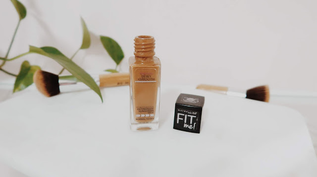 Maybelline Fit Me Dewy review