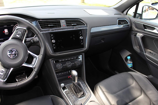VW Tiguan AllSpace 2019 R-Line - interior