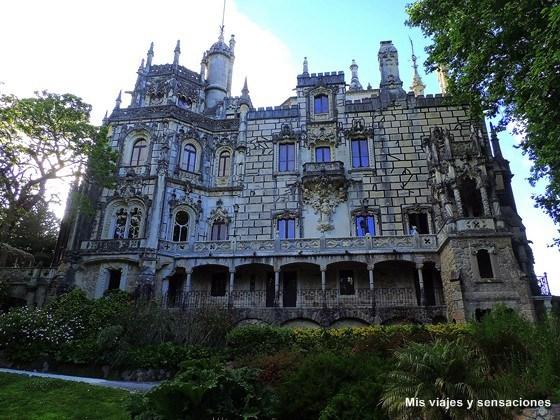 Palacio, Quinta da Regaleira, Sintra