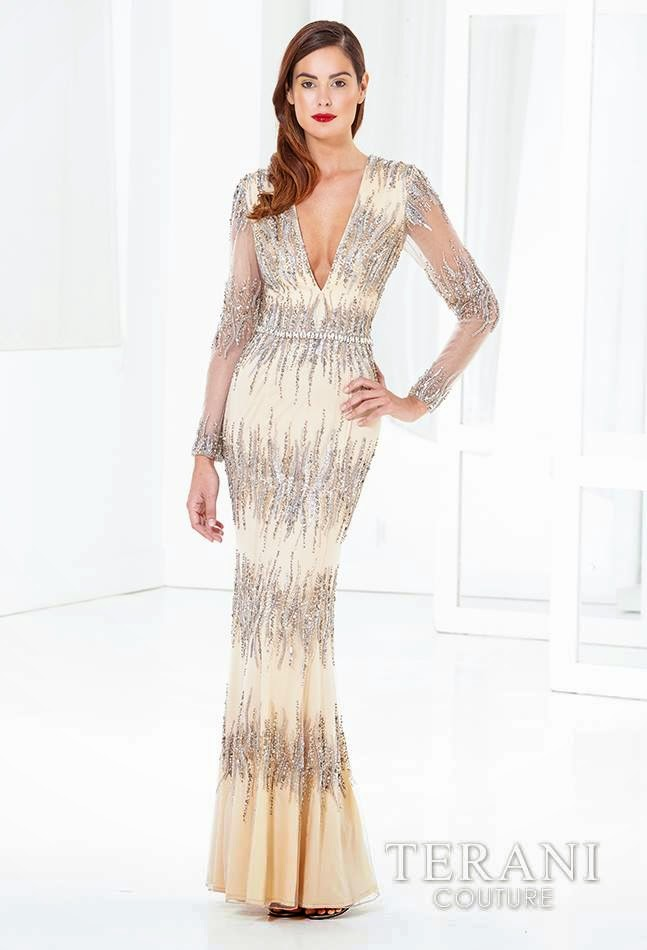 Latest And Fabulous Party And Bridal Wear Gowns By Terani Couture ...
