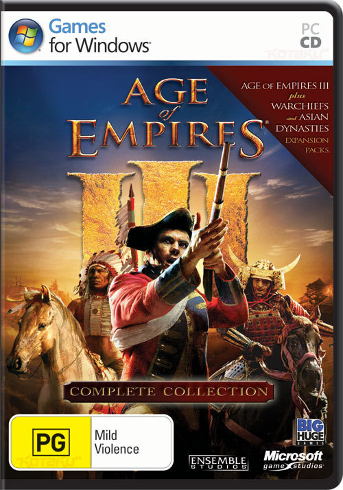 Descargar Age Of Empires 3: Complete Collection [PC] [Full] [1-Link] [Español] [ISO] Gratis [MEGA]