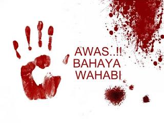 WAHABI adalah MUJASIMMAH