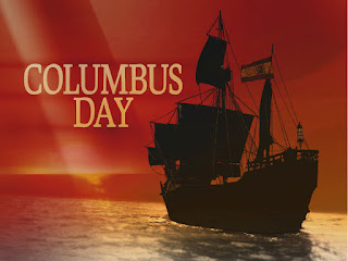Columbus day e-cards pictures free download