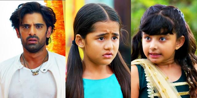 Hug Twist : Sikandar looses both daughters Kulfi Amyra in Kulfi Kumar Bajewala