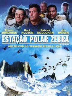Estação Polar Zebra - BRRip Dual Áudio