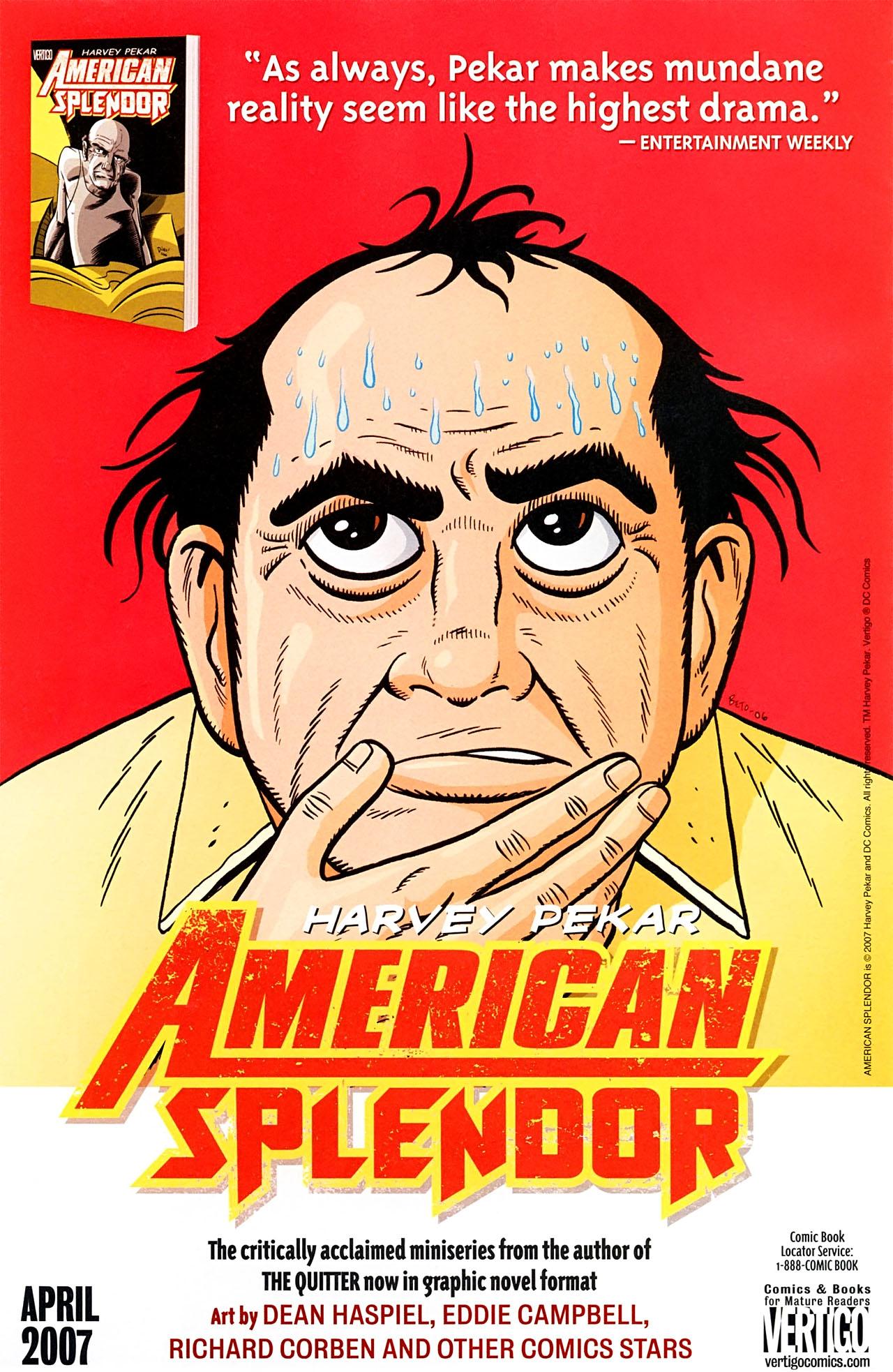 Read online American Virgin comic -  Issue #15 - 14