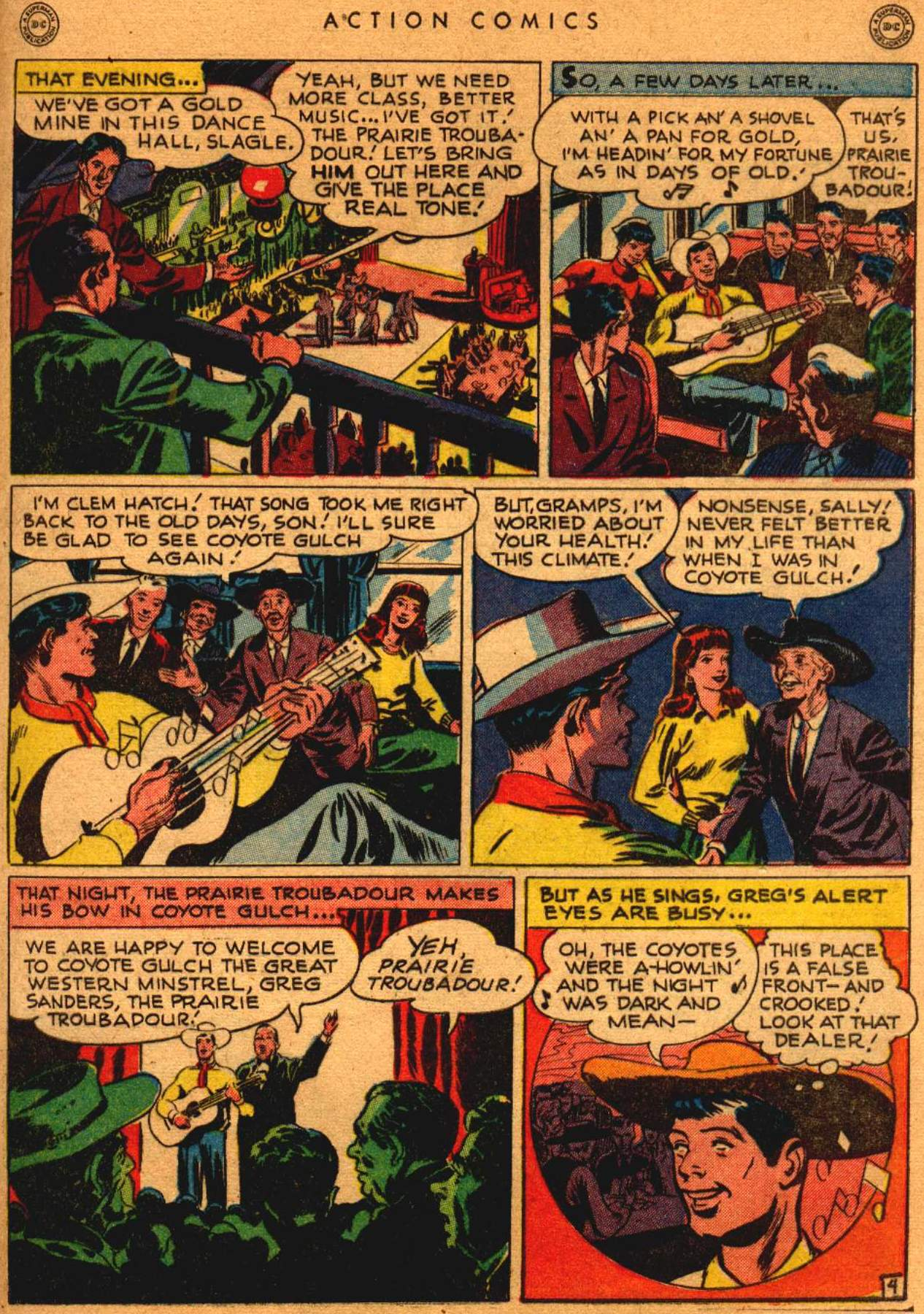 Read online Action Comics (1938) comic -  Issue #108 - 40