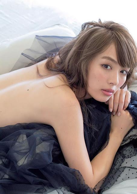 内田理央 Uchida Rio Nude na HIP