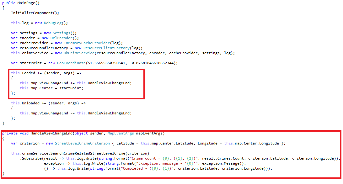 How many pins can Bing Maps handle in a WP7 app - part 1