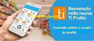 Logo Ti Frutta si rinnova nella App, nel logo e nel nome: scopri le novità