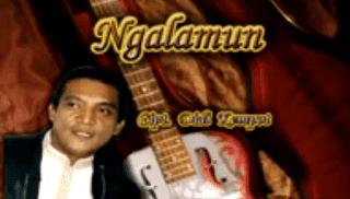 Lirik Lagu Ngalamun - Didi Kempot