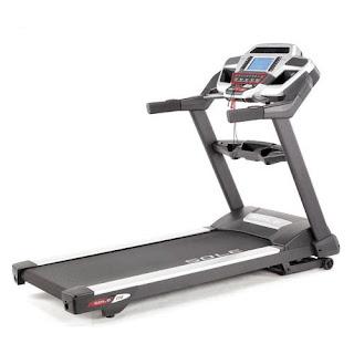 Sole light commercial tt8 treadmill