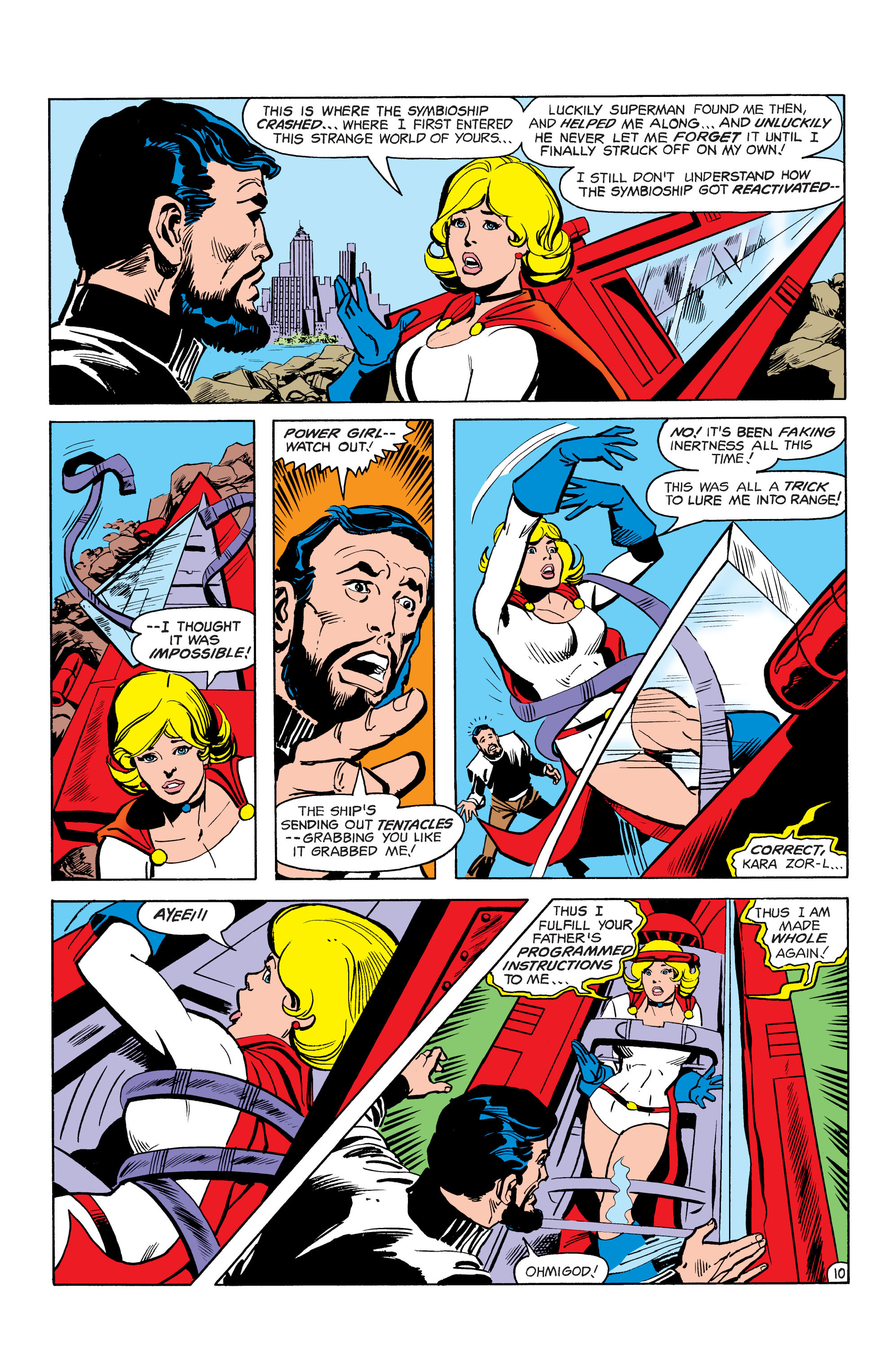 Read online Showcase comic -  Issue #98 - 11