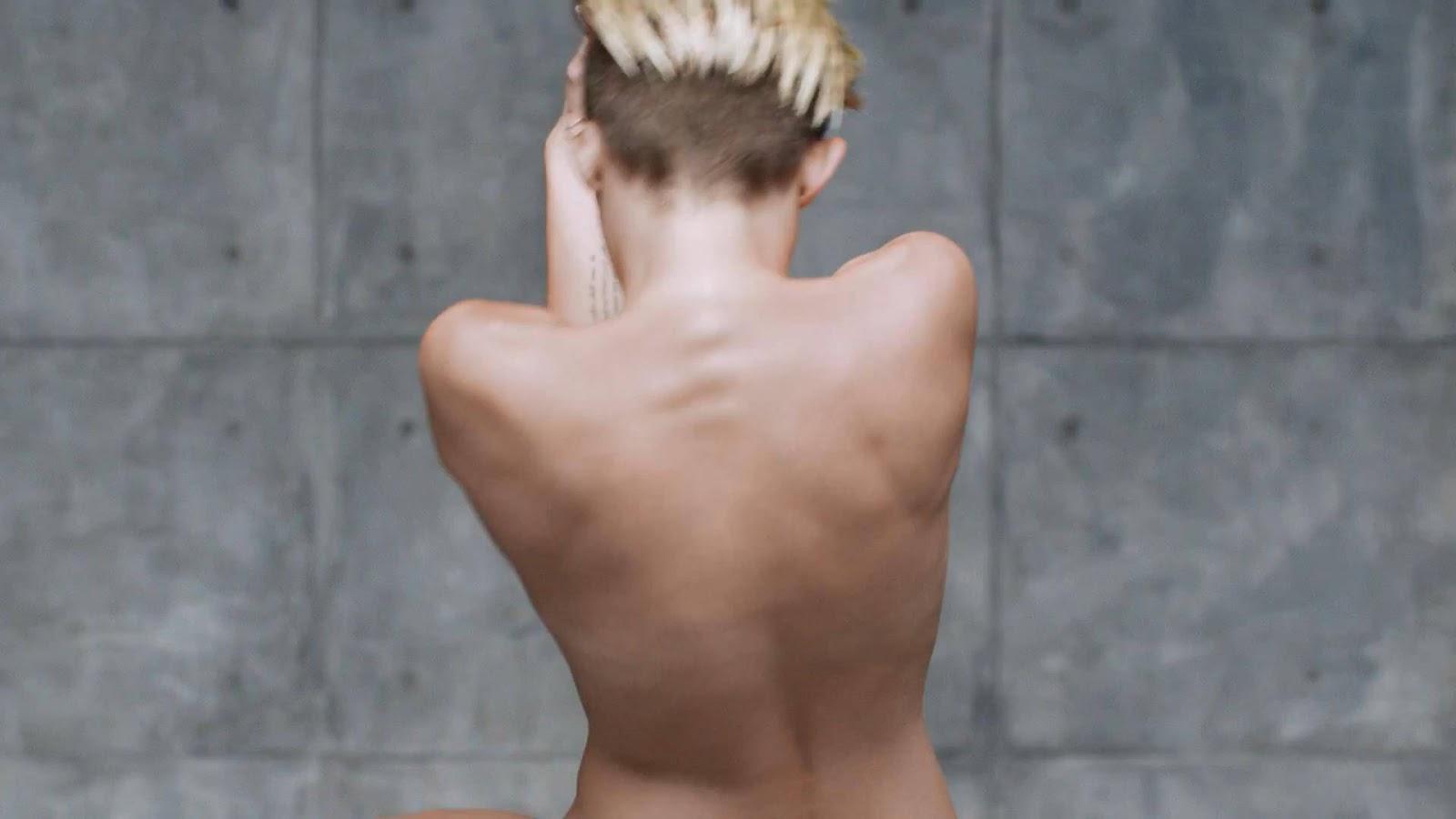image Miley cyrus wrecking ball porn edit