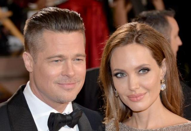 How Brad Pitt copes with Angelina Jolie split