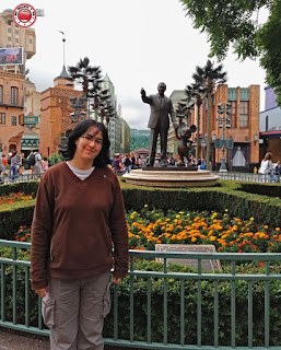 En Disneyland Paris