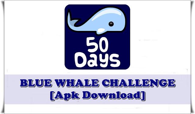 Blue-Whale-Challenge-Apk-Logo
