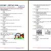 Download Soal Tematik Kelas 1 Semester 2 Tema 8 Subtema 3 - Peristiwa Alam - Penghujan Edisi Terbaru