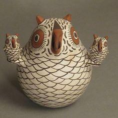 La artesania es muy similar en ambas culturas