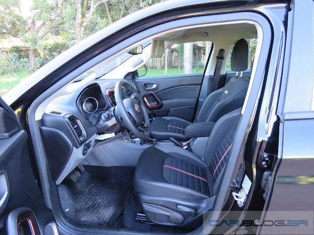 Fiat Toro Flex - teste de longa duração