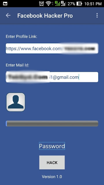 Facebook Hack By Anonymous V0.1 Descargar