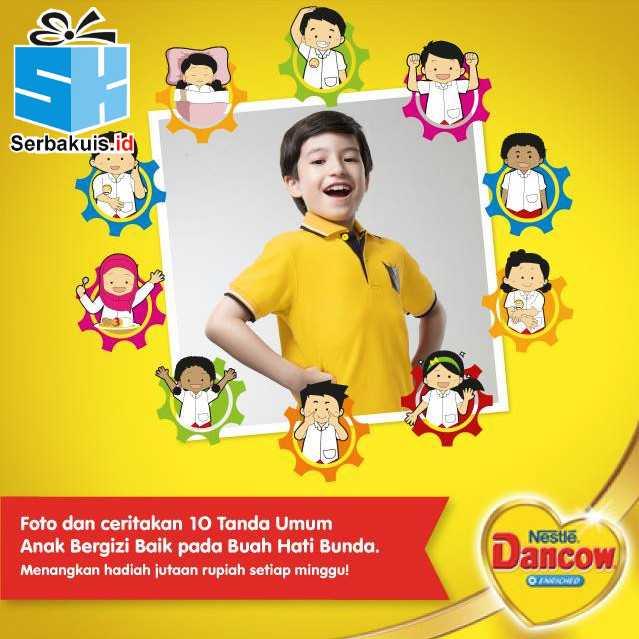 Dancow Susu Terbaik Dalam Masa Pertumbuhan Anak