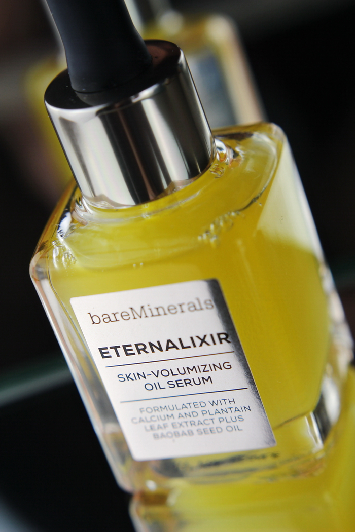bareMinerals voluminizing oil serum