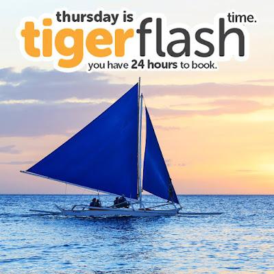 Vé máy bay giá rẻ Tigerflash ngày 22-12-2016