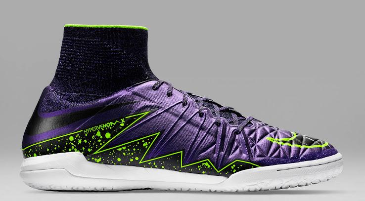 best loved fe452 c0c60 Hyper Grape Nike HypervenomX Proximo 2015-2016 Boots ...